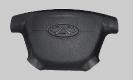 airbag srs - перетянутая подужка безопасности Chery