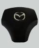 airbag Mazda 6 (2004) - муляж в руль (текстура и теснение как в оригинальной)