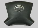 аэрбег Toyota Avensis - заглушка в руль (подбор текстуры и теснения как в оригинале)