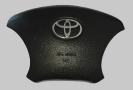 аэрбег Toyota Land Cruiser - заглушка в руль